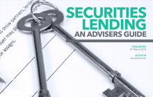 Securities-lending