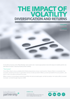 The Impact of Volatility: Diversification and Returns