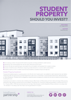 Student Property: Should you invest?