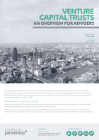 Venture Capital Trusts (VCTs): An overview for advisers