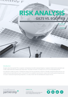 Risk Analysis: Gilts vs. Equities