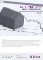 Alternatives: Focus on Liquidity