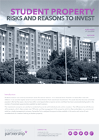 Student Property: Risks and Reasons to Invest