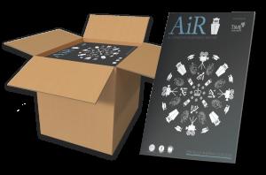 Cardboard hardcopy - shipping