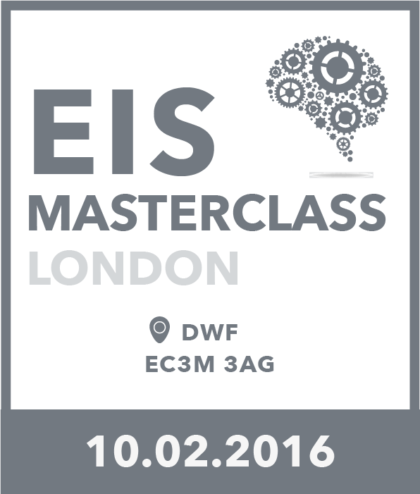EIS Masterclass 2016 | London