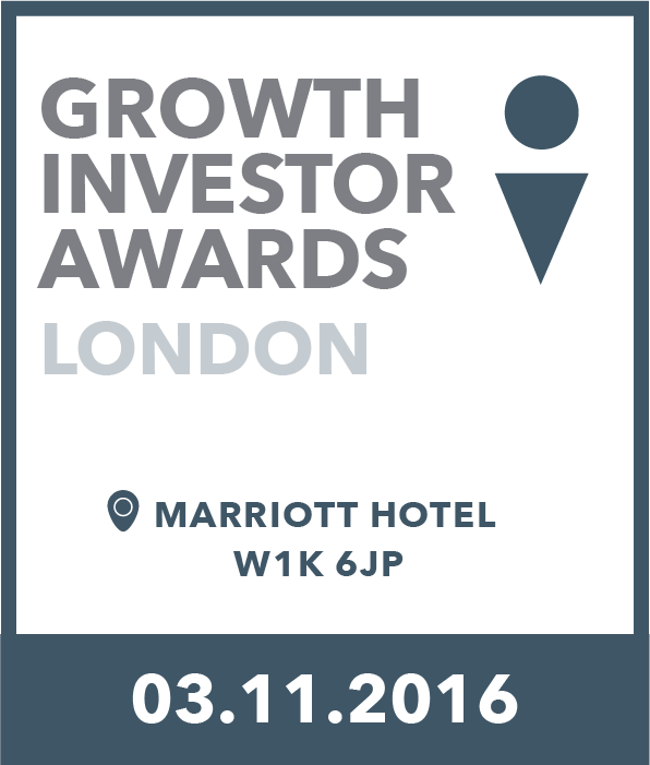 Growth Investor Awards 2016