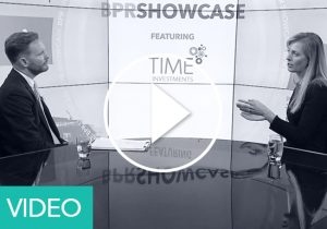 Interview with Henny Dovland from TIME Investments at the BPR Showcase Speaking About TIME Investments' AIM Approach