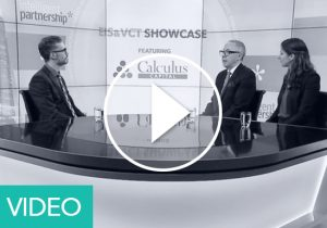 Interview with John Glencross & Madeleine Ingram of Calculus Capital at EIS/VCT Showcase Discussing regulatory changes