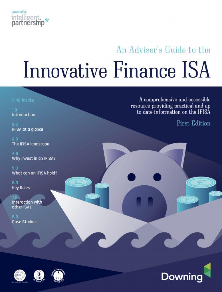 Adviser Guide - Innovative ISA