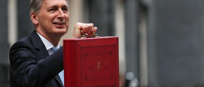 Hammond delivers 2018 Budget