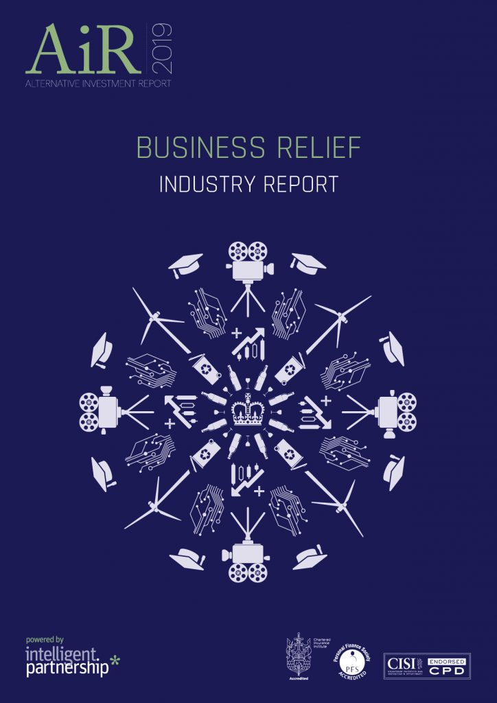 Business Relief Industry Report 2019