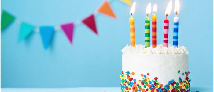 cake AIM anniversary