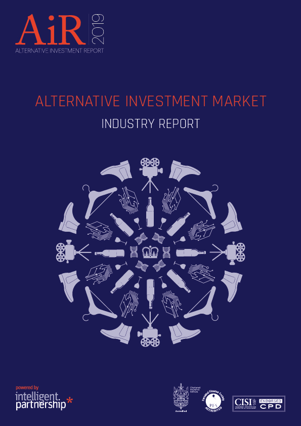 AIM Industry Report 2019