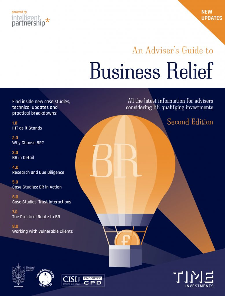 An Adviser's Guide to Business Relief- Second Edition