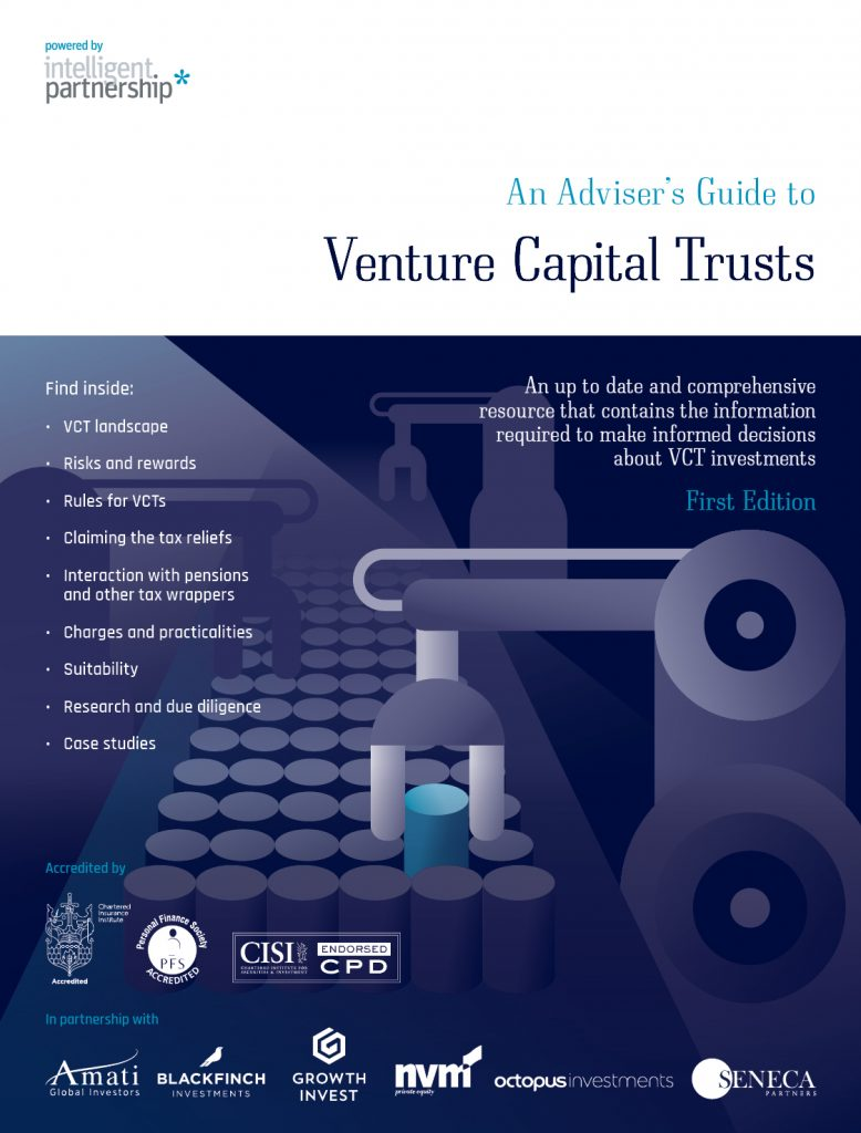 An Adviser's Guide to VCT