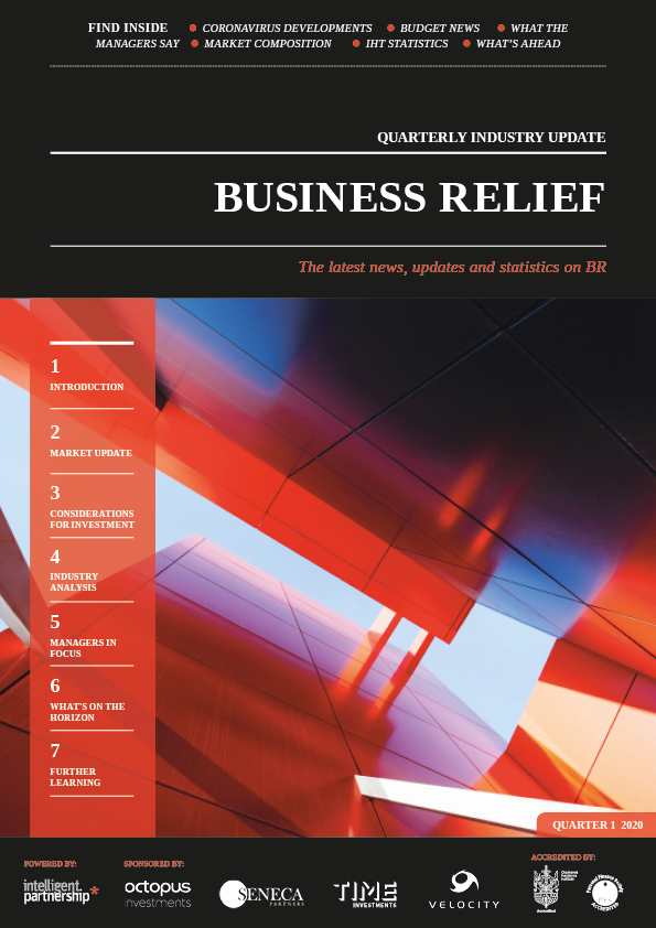 Business Relief Quarterly Update 2020-08