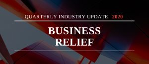 Business Relief Quarterly Update - 2020-08