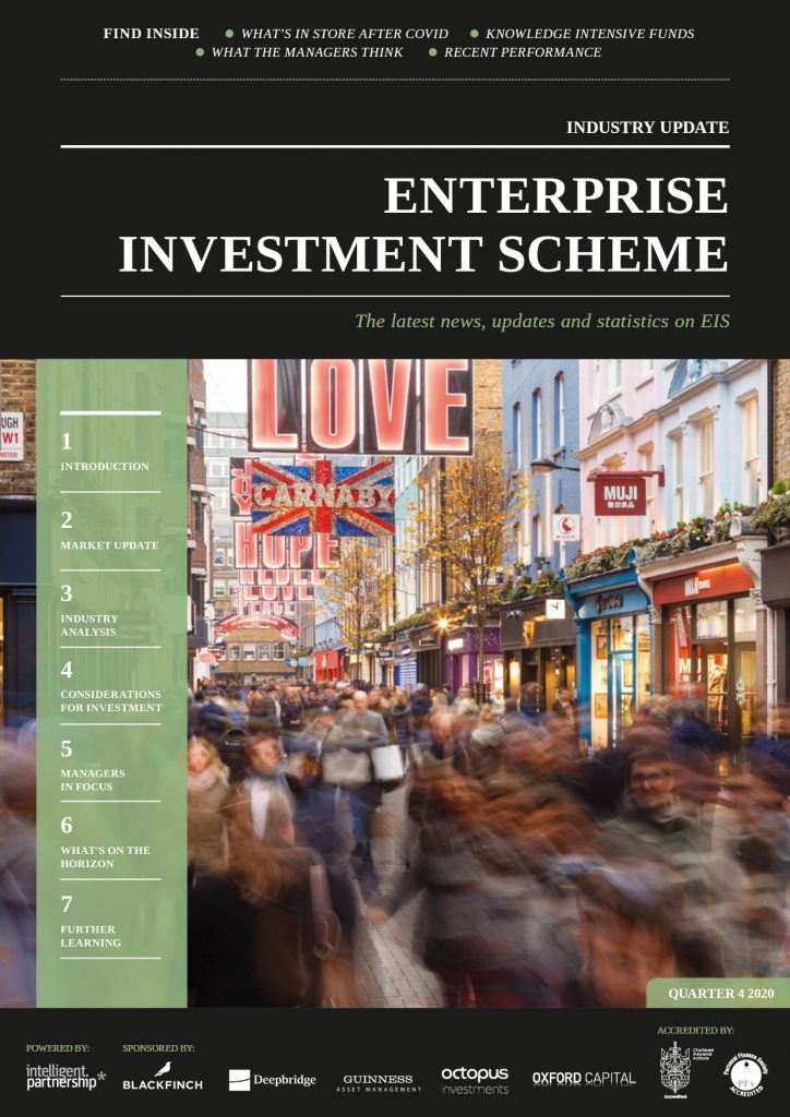 EIS Quarterly Update 2020 Q4