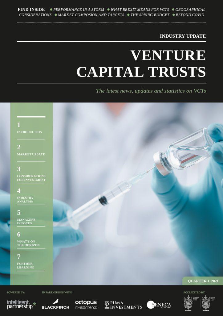 VCT Quarterly Update 2021 Q1