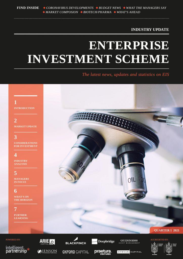 EIS Quarterly Update 2021 Q1