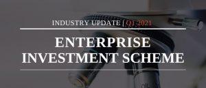 EIS Industry Update - Q1 2021