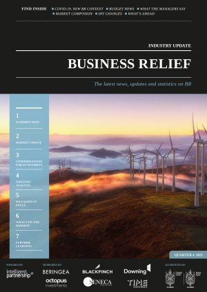 Business Relief Industry Update – Q1 2021