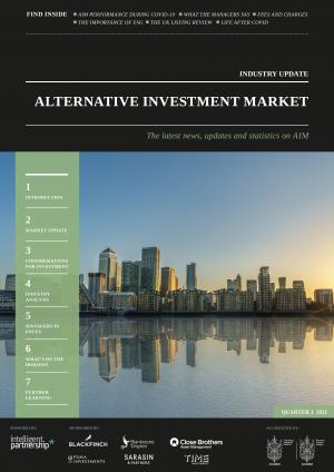 AIM Industry Update – Q1 2021
