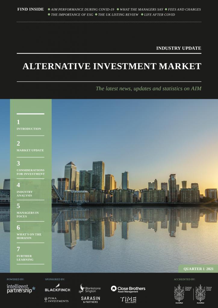 AIM Quarterly Update 2021 Q1