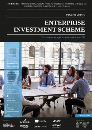 Enterprise Investment Scheme Industry Update – October 2021