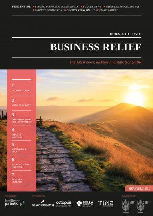 Business Relief Industry Update – Q2 2021